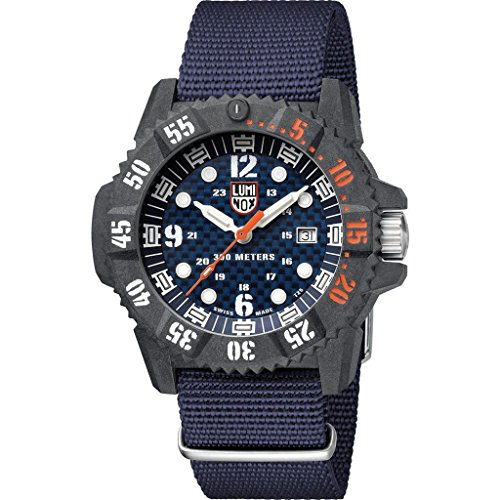 - Luminox Master Carbon Seal Limited Edition 3803.C Watch | - 46mm