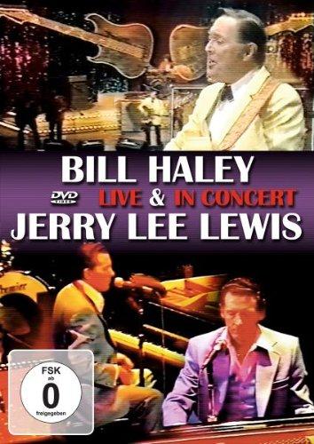 DVD : Bill Haley - Live In Concert (DVD)