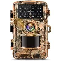 Campark Trail Game Camera 12MP 1080P Waterproof Wildlife...