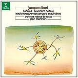 イベール:祝典序曲、交響組曲「寄港地」、架空の愛へのトロピズム(UHQCD)