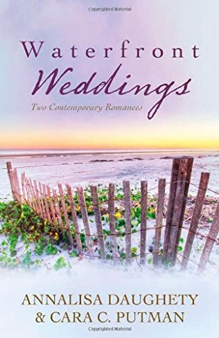 book cover of Waterfront Weddings