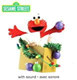Sesame Street Elmo 2010 Carlton Heirloom Ornament