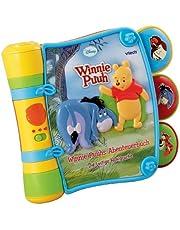 Vtech 80-119104 - Winnie Puuhs avonturenboek - het grappige zoeken naar honing