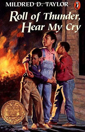 Books : Roll of Thunder, Hear My Cry by Mildred D. Taylor (1991-10-01)