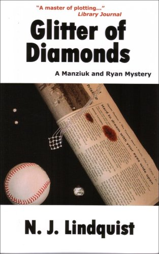 Glitter of Diamonds (Manziuk and Ryan Mystery Series #2)