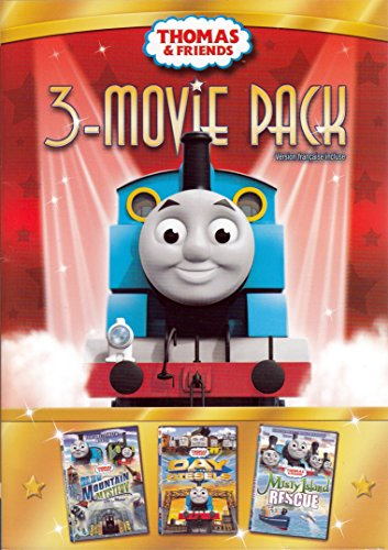 Thomas & Friends (Blue Mountain Mystery / Day of the Diesels / Misty Island Rescue) (Mountain Blue Mystery Dvd)