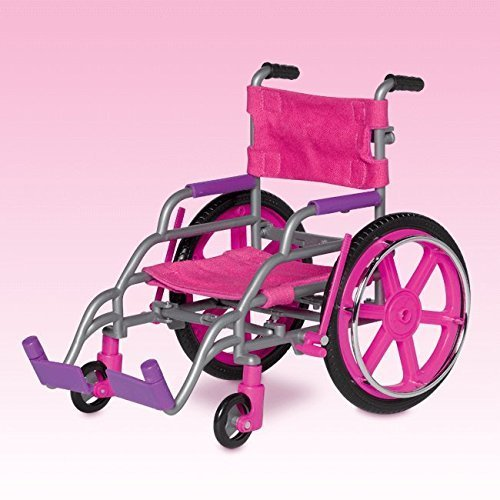 american doll wheel chair - 7