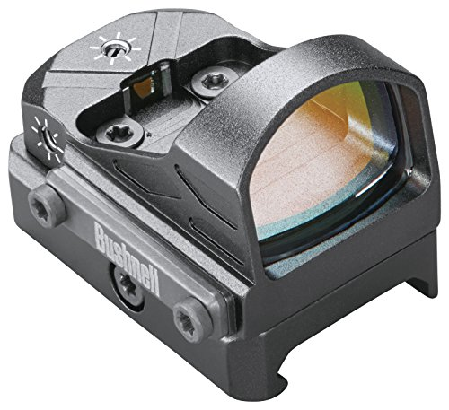 Bushnell Advance Micro Reflex Sight 1x5 MOA Dot (Bushnell Ar Optics Red Dot Sight 2x)