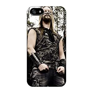 Iphone 5/5s BWO16484LFjs Customized Vivid Korpiklaani Band Skin Excellent Hard Cell-phone Cases -RitaSokul