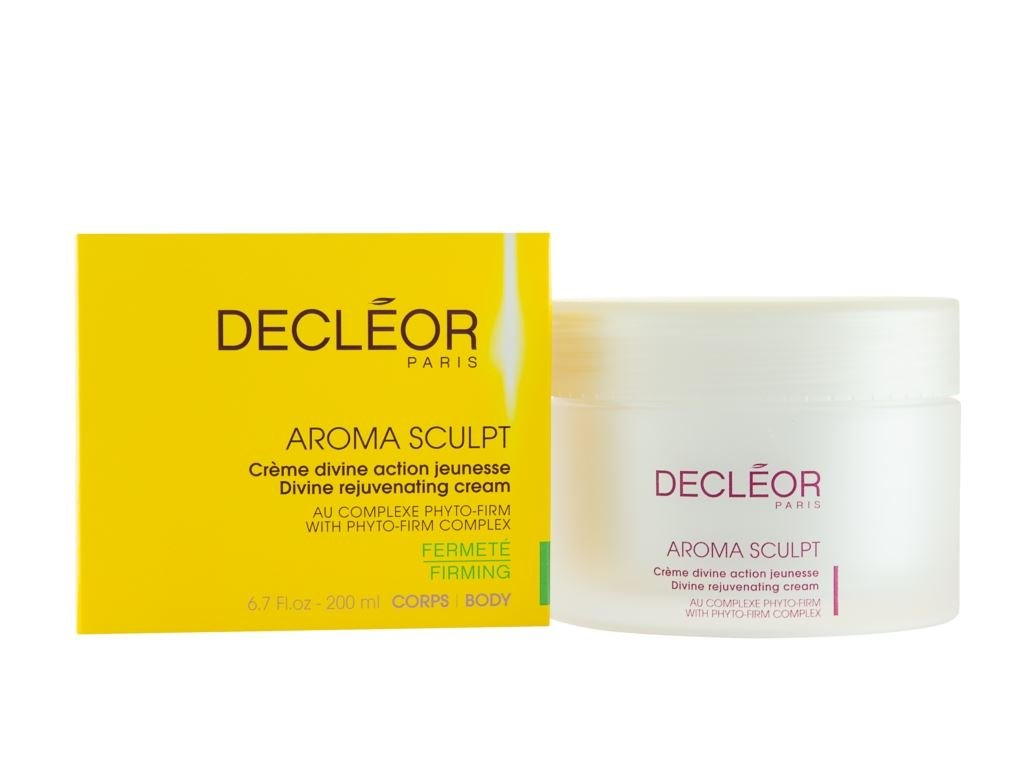 New Decleor Aroma Sculpt Divine Rejuvenating Cream 200ml For All Body Skin Type Beauty