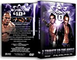 EVOLVE Wrestling # 10 - A Tribute to The Arena DVD