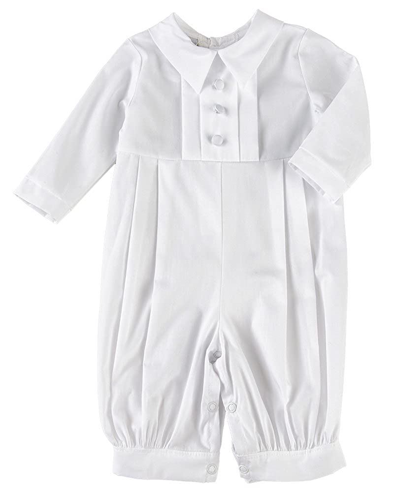 Michael 100% Cotton Christening Baptism Blessing Outfit for Boys