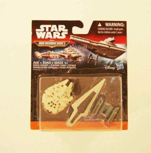 Hasbro Star Wars Rebels Micro Machines 3pk Space Escape ()