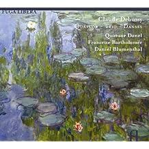Debussy: Quartet, Trio & Dances