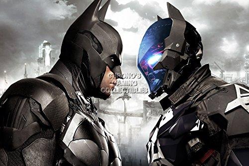 "Price comparison product image CGC Huge Poster - Batman Arkham Knight Batman Vs Arkham Knight PS4 XBOX ONE - BAT051 (24"" x 36"" (61cm x 91.5cm))"