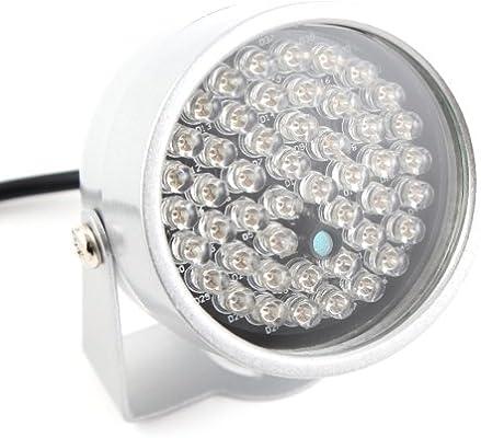 USA 48 LED Illuminator IR Infrared Night Vision Light For Security CCTV Camera