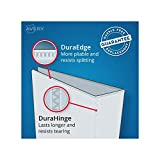 Avery Durable View Binder with Gap Free Slant Ring