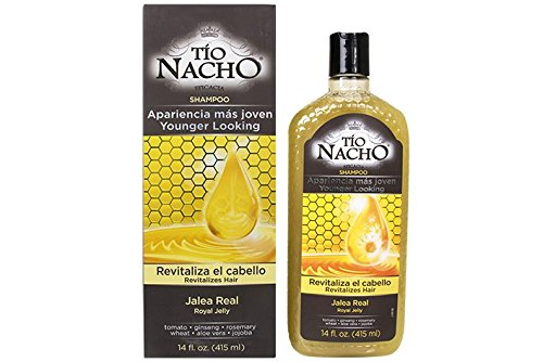 Amazon.com : TIO NACHO Mexican Herbs Shampoo 14 Oz : Facial Treatment Products : Beauty