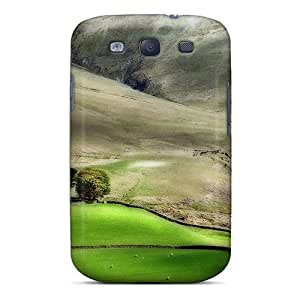 High Quality Shock Absorbing Case For Galaxy S3-fields In The Valley