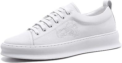 men's leather athletic shoes