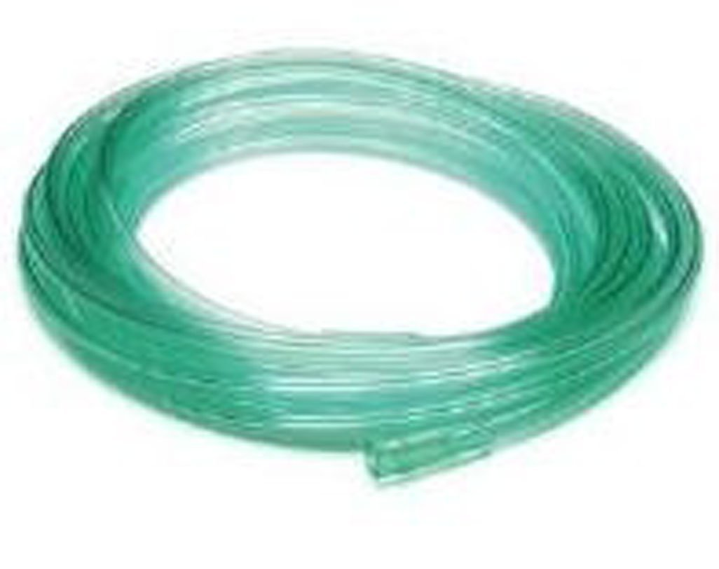 Vyaire Medical Oxygen Tubing 50 Foot Smooth, 001306GRN - Case of 15 by Vyaire Medical