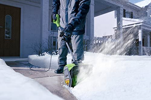 "12"" Electric Snow Shovel"