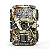 Trail Camera Hunting Game Camera, 2019 Upgraded Motion Activated Night Vision up to
