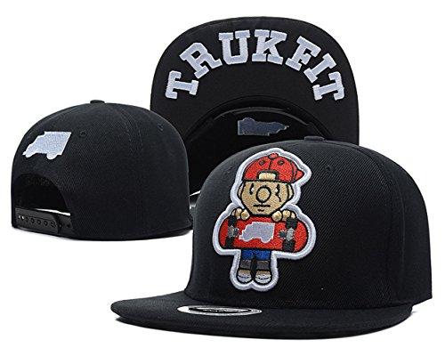 Jersey Shop Hip-Hop Flat Bill Baseball Snapback Cap Flexfit Hat Cap