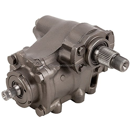 Remanufactured Power Steering Gearbox For Mercedes W116 W123 & R107 SL - BuyAutoParts 82-00116R ()