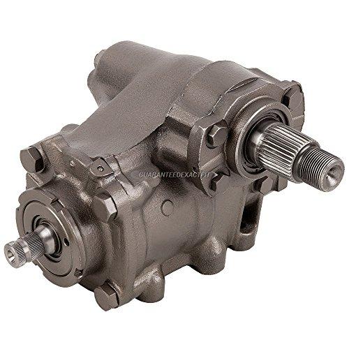 (Power Steering Gear Box For Mercedes 240D 280E 300CD 300D 450SEL 380SLC 560SL 380SL 280CE 280SE 450SL 300SL 300TD 300SD - BuyAutoParts 82-00116R Remanufactured)