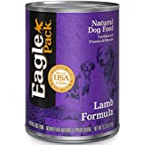 Eagle Pack Natural Wet Canned Dog Food, Lamb, 13.2-Ounce Can (Pack Of 12)