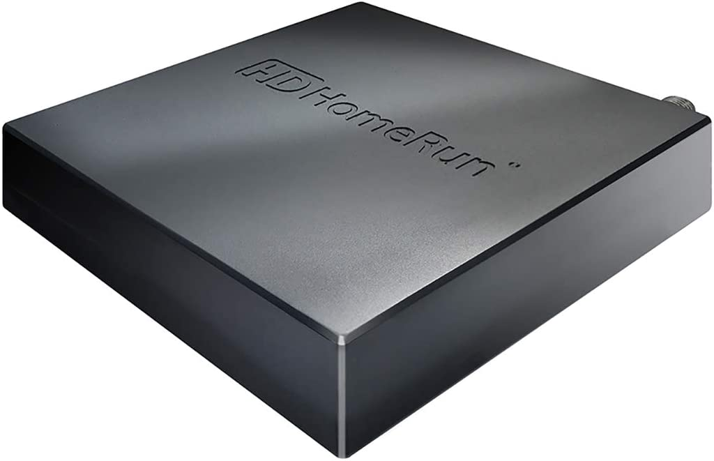 SiliconDust HDHomeRun HDHR5-4K Connect 4K NextGen TV: 4 x ATSC Tuners, 2 Support ATSC 3.0