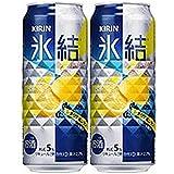 キリン 氷結 レモン (500ml×24本)×2ケース