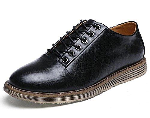 SHIXR Les chaussures de sport pour hommes portent la bouche superficielle avec des chaussures d'escalade , black , 42