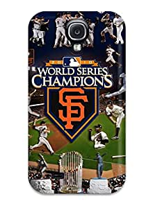 san francisco giants MLB Sports & Colleges best Samsung Galaxy S4 cases 4680602K703583623