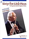 65 Little Pieces in Progressive Order for Beginner Flutists, L. Moyse, 0793548144