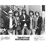 #1: Tom Petty and The Heartbreakers Posing Toghether 8 x 10 Inch Photo
