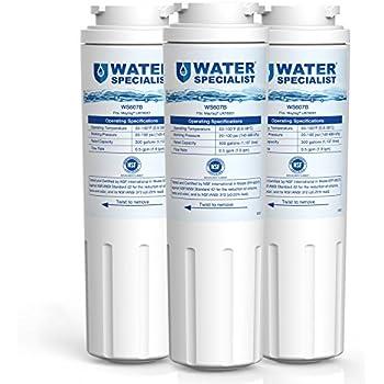 Amazon Com Aquacrest Ukf8001 Replacement Refrigerator