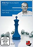 Nimzowitsch Defence: 1.e4 Nc6: Fritztrainer: interaktives Video-Schachtraining