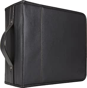 Case Logic KSW-320 Koskin 336 Capacity CD/DVD Prosleeves Wallet (Black)