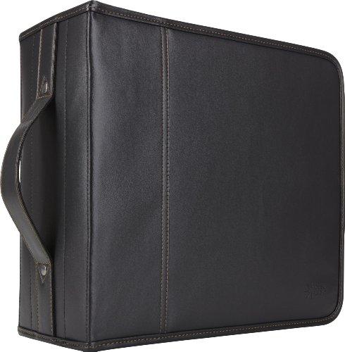 Case Logic KSW-320 Koskin 336 Capacity CD/DVD Prosleeves Wallet (Black) Koskin Media Wallet Case