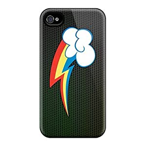 6 Plus Scratch-proof Protection Cases Covers For Iphone/ Hot Rainbow Dash Cutie Phone Cases