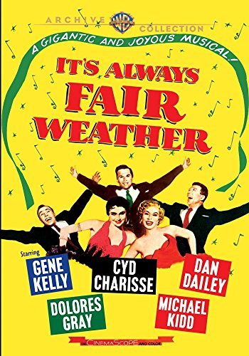 It's Always Fair Weather by Cyd Charisse