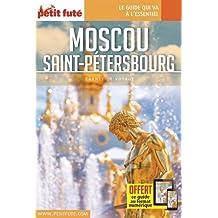 MOSCOU, ST-PETERSBOURG 2018 + OFFRE NUMÉRIQUE