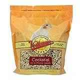 Volkman Avian Science Cockatiel Seed Sunflower Free 4 Lb