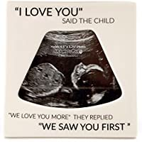 Enesco - Sonogram Frame We Saw You First