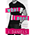 What I Need (Alabama Summer Book 5)