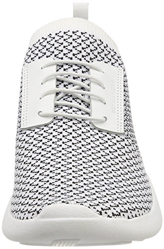 Kkbrandy6 Kylie and black Kendall 000 White Sneaker Weiß Damen Knit tP4wAq