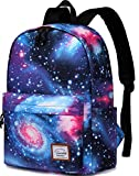 Backpack for Women, Vaschy Fashion Floral 15 inch School Backpack for Girls Laptop
