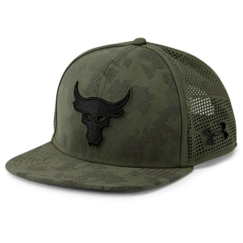 Under Armour UA x Project Rock Supervent Snapback Cap - Buy Online in UAE.   0c12c7e9987